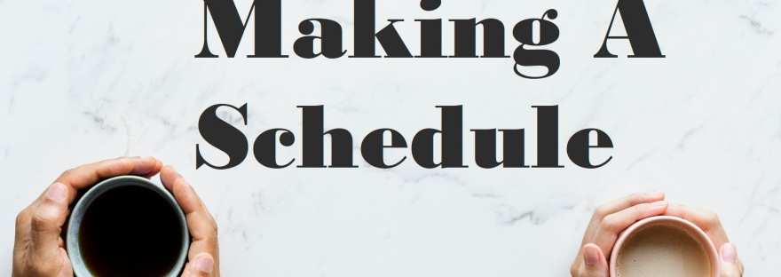 Scheduling, Advice, Time Management, Efficiency, Home,